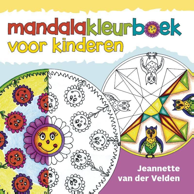 mandala kleurboek voor kinderen akasha
