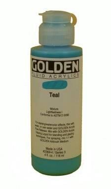 Fluid acrylics flacon 119 ml. | Golden