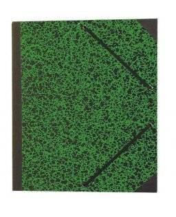 Groene tekenmap elastiek 26x33cm | Canson