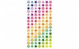 Stickerfun 424 little stars | Purple peach