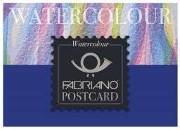 Aquarello  briefkaartblok | Fabriano