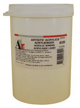 Acryl binder   Ara