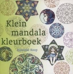 Klein mandala kleurboek | Akasha