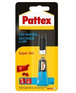 Secondelijm supergel 3g | Pattex