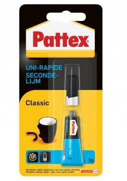 Pattex secondelijm classic 3g