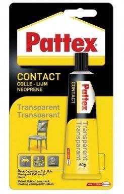 Contactlijm transparant 50g | Pattex
