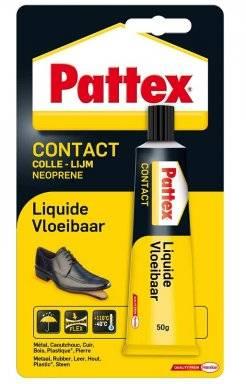 Contactlijm vloeibaar 50 gr | Pattex