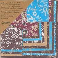 Papierset 2010 flower prints | Artemio