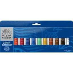 Cotman aquareldoos 0390-636 12t | Winsor & newton