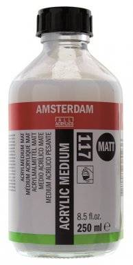 Amsterdam acrylmedium mat 117 | Talens