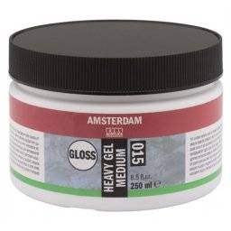 Amsterdam heavy gel medium | Talens