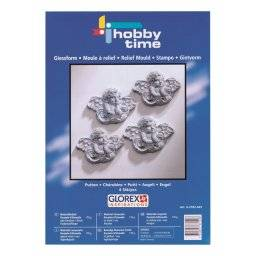 Gietmal 2702.443 set 4 engelen | Hobby time