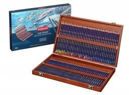 Inktense potloden woodbox 72 | Derwent