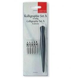Kalligrafieset A indoop 445503 | Ami