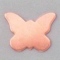 Koperplaatje butterfly | Efco
