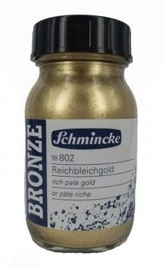 Bronze pasta 100 ml. | Schmincke