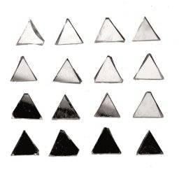 Spiegelmozaiek driehoek 248 | Hobby time