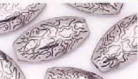 Metalen design kralen 6400-09