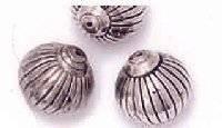 Metalen design kralen 6400-12