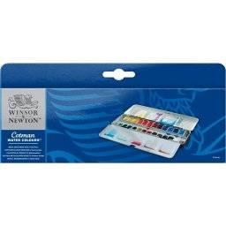 Cotman aquareldoos 0390-645 24n | Winsor & newton