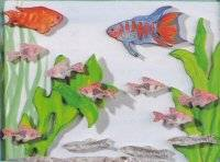 Figuurzaagplaat 400 aquarium