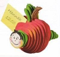Figuurzaagplaat 403 appel+worm
