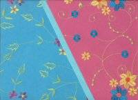 Eco friendly papers flowers 9060