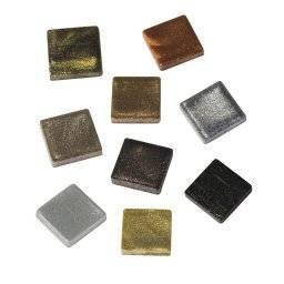 Metallic acryl mozaiek 14 543   Rayher