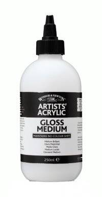 Artist acryl medium 250ml | Winsor & newton
