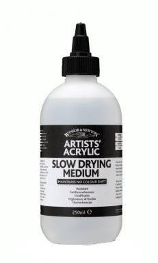 Artist acryl slow dry m. | Winsor & newton