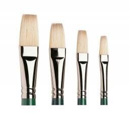 Winton penseel plat | Winsor & newton