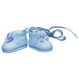 Plastic babyschoentjes 206   Rayher