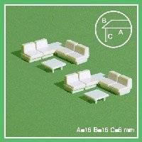 Tafel+fauteuils 55-52417 | Schulcz