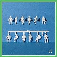 Eurofiguren 3D zittend 02-5031 | Schulcz