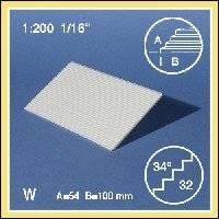 Trapplaten wit. 08-300111-5 | Schulcz