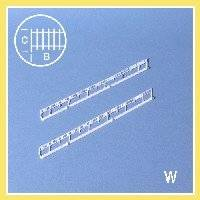 Trapleuning wit 08-31071 | Schulcz