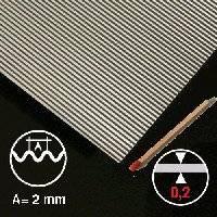 Golfplaat aluminium 16-42020 | Schulcz