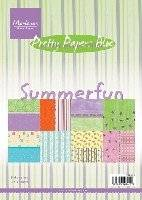 Pretty papers PK9073 summerfun | Marianne design