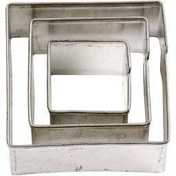Uitstekerset vierkant 36002 | Makin's clay