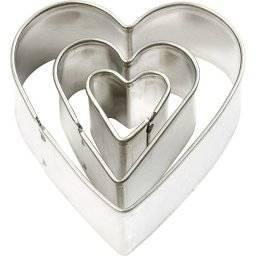 Uitstekerset hart 36007 | Makin's clay