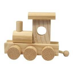 Locomotief 62130 lettertrein | Rayher