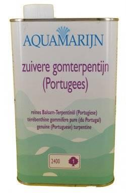 Gomterpentijn 1 ltr. | Aquamarijn