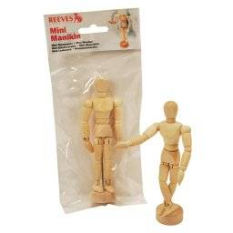 Mini houten ledepop 8640941 | Reeves