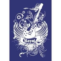 My style sjabloon A3 042 gitaar | Rayher