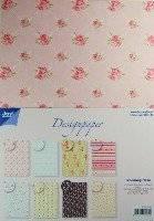 Design paperpad 0551 rose | Joy