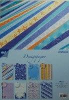 Design paperpad 0553 ocean | Joy