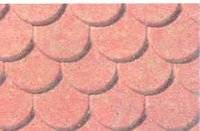 Platen 97437 scall.edge tile | JTT