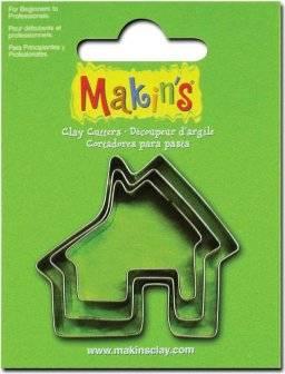 Kleistekerset huis 36023 | Makin's clay