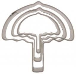 Kleistekerset paraplu 36025 | Makin's clay