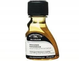 Papaverolie 75 ml | Winsor & newton